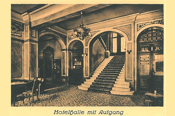Die Historie vom Hotel Deutsches Haus in Braunschweig