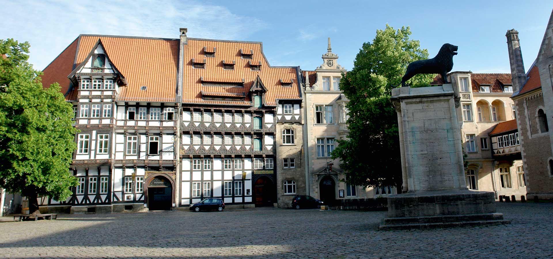 Hotel Deutsches Haus in Braunschweig